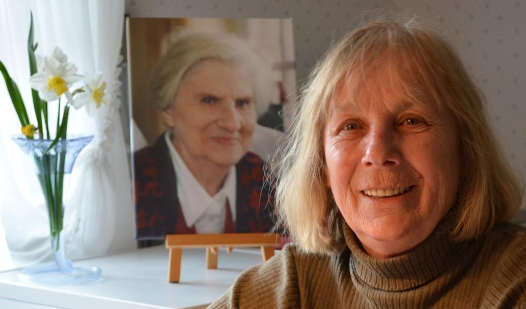 Anne Sander – Gastgeberin im Friesenhaus getreu den Traditionen von Hilda Sander
